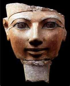 Queen (Pharaoh) Hatshepsut