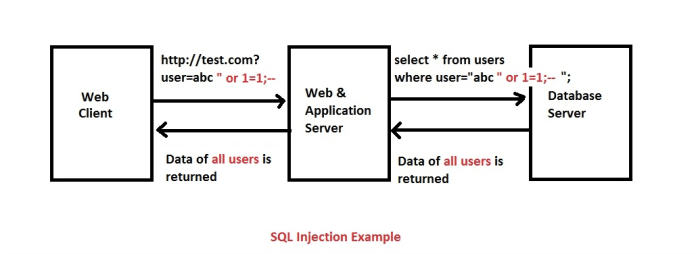 sql injection1 - SQL Injection Used By Hackers To Get Access Of Websites