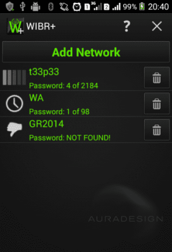 wibr - WIBR+ - Best Android Hacking Apps