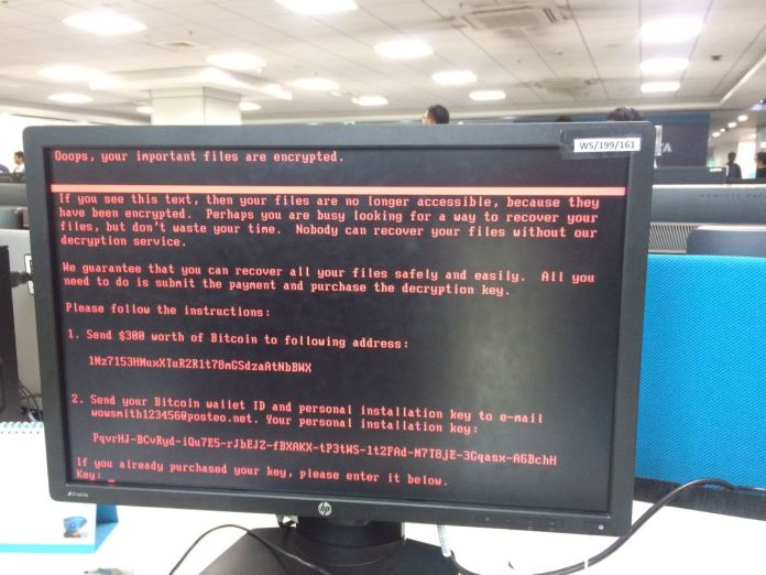 petya ransomware - Just Like Wannacry, Petya Ransomware Is Spreading Worldwide