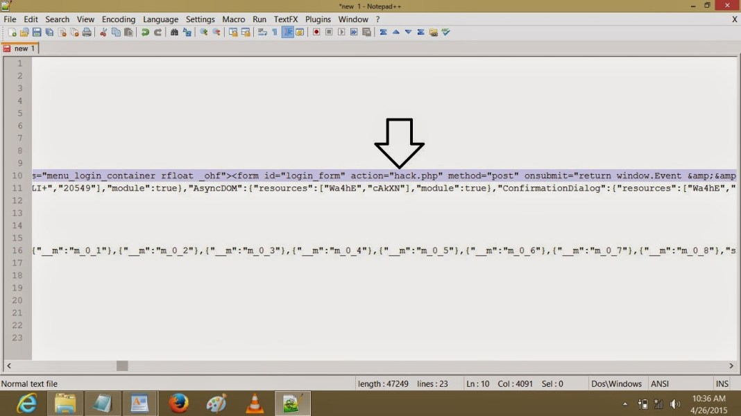 hack facebook using phishing attack4 - How To Hack Facebook ID Using Phishing Attack 2021