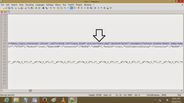 hack facebook using phishing attack4 - How To Hack Facebook ID Using Phishing Attack 2020