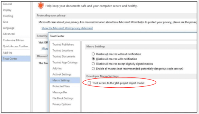 Untitled - MS Office Built In Feature Can Be Exploited By Creating Self Replicating Malware