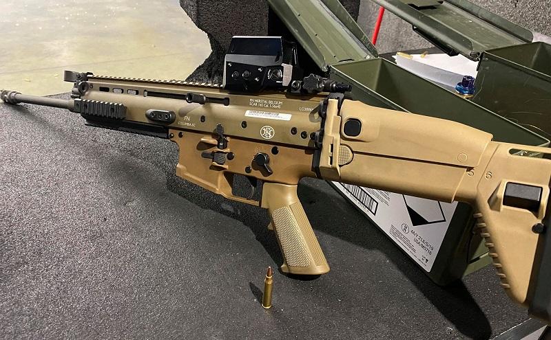 FN Scar Range