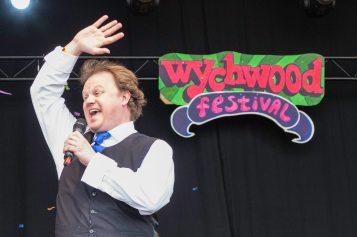 Justin Fletcher at Wychwood