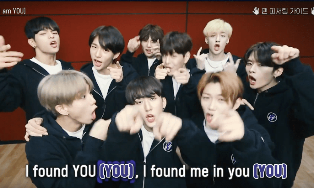 Stray Kids teach you how to cheer to 'I am YOU' in new cheer