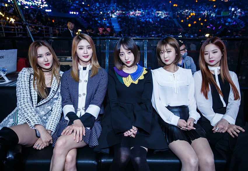 EXID announce comeback in November | The latest kpop news
