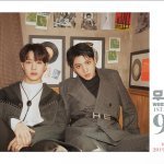 Wooseok and Kuanlin are all ready for their unit debut with '9801'