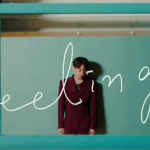 Jeong Sewoon teases for 'Feeling' featuring Penomeco!