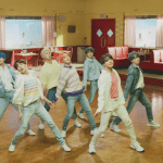 BTS drop their second MV teaser for 'Boy With Love' featuring Halsey!