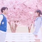Ravi and Eunha are a shy couple in music video teaser for 'Blossom' (produced by GroovyRoom)