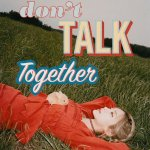 Heize will be coming back with a single release 'We don't talk together' produced by Suga!