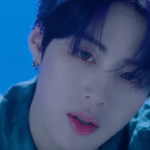 Ha Sungwoon is shrouded in 'Blue' in new music video teaser