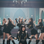 IZ*ONE release dark and mysterious MV for Japanese comeback 'Vampire'