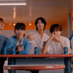 MONSTA X have a fun time in music video for 'Pepsi For The Love Of It'!