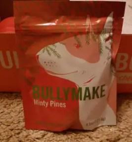 A Bullymake Box treats