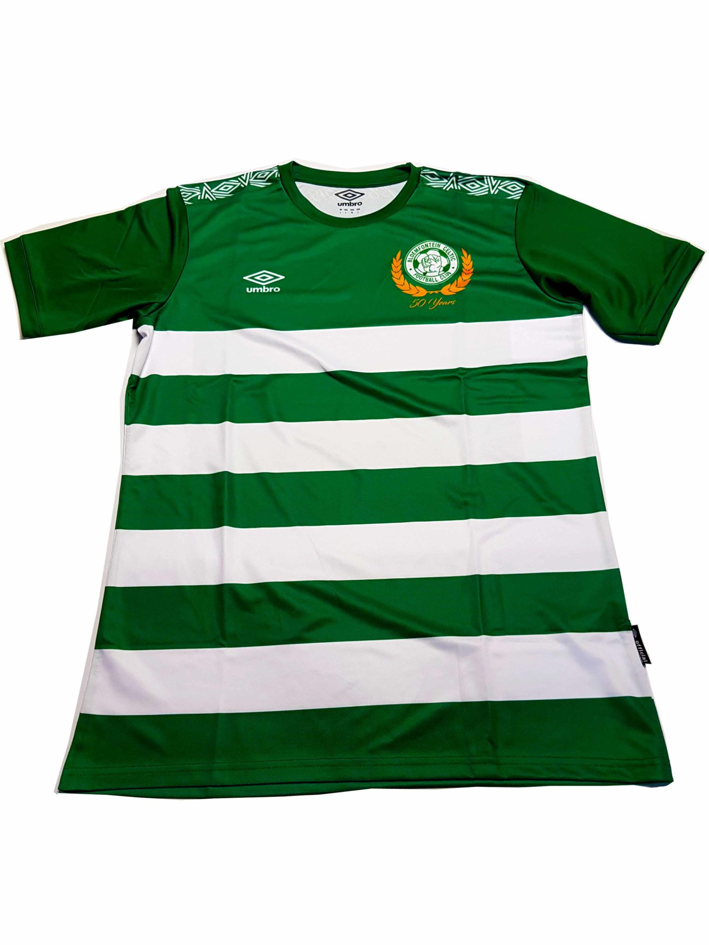 reputable site 1f1ce 7176f Jersey Mens Bloemfontein Celtic Football Home 2019 / 2020