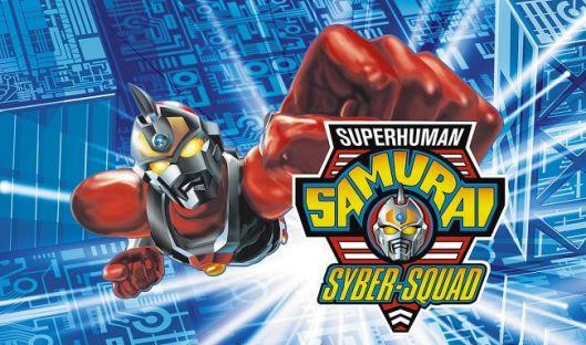 Superhuman Samurai Syber Squad