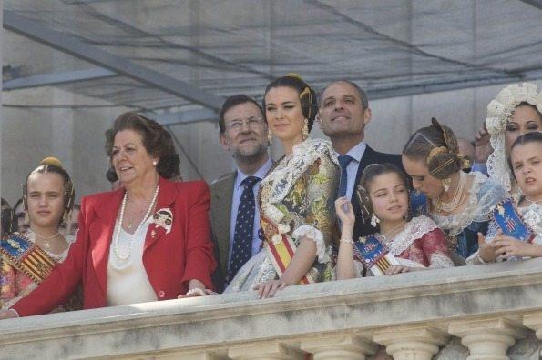 GÜRTEL | Caballer reconoce que Orange Market pagó los fuegos artificiales que encargó el PP para un acto de Rajoy