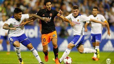 Parejo Valencia CF Copa