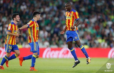 Valencia CF gol Kondogbia