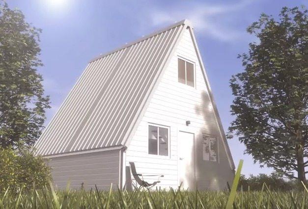 VÍDEO| Esta es la casa del futuro, se construye en 6 horas y sólo cuesta 28.000 euros