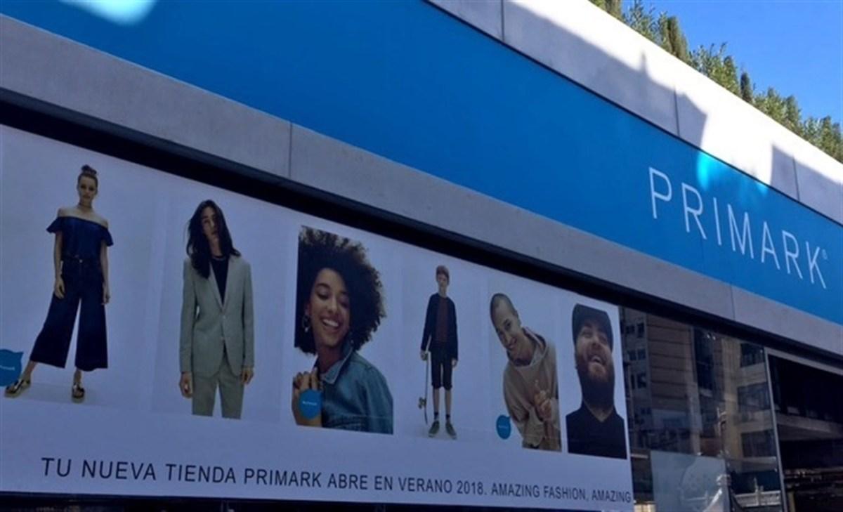 Primark abrirá su tienda en València este verano