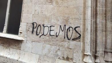El Ayuntamiento planea colocar cámaras en la Lonja, Torres de Serranos y otros monumentos contra las pintadas