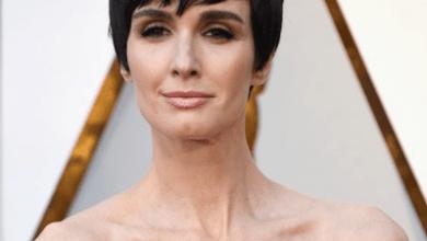 Paz Vega - gala Oscar 2018 ok