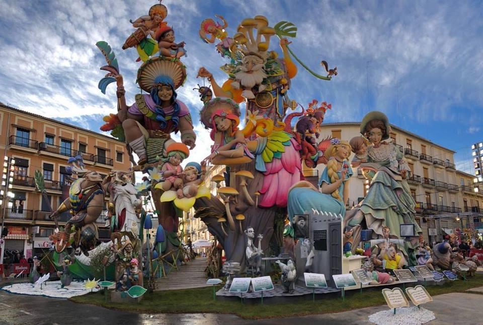 LISTADO | Consulta todos los premios de las #Fallas18