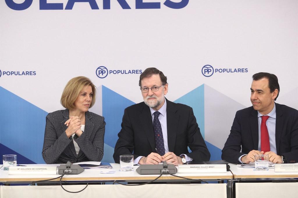 Comunicado oficial del Partido Popular sobre la sentencia de Gürtel