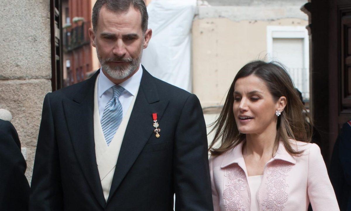 Felipe y Letizia escenifican 'complicidad' en el Premio Cervantes ante los rumores de divorcio