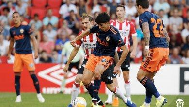 Carlos Soler PSV - Valencia