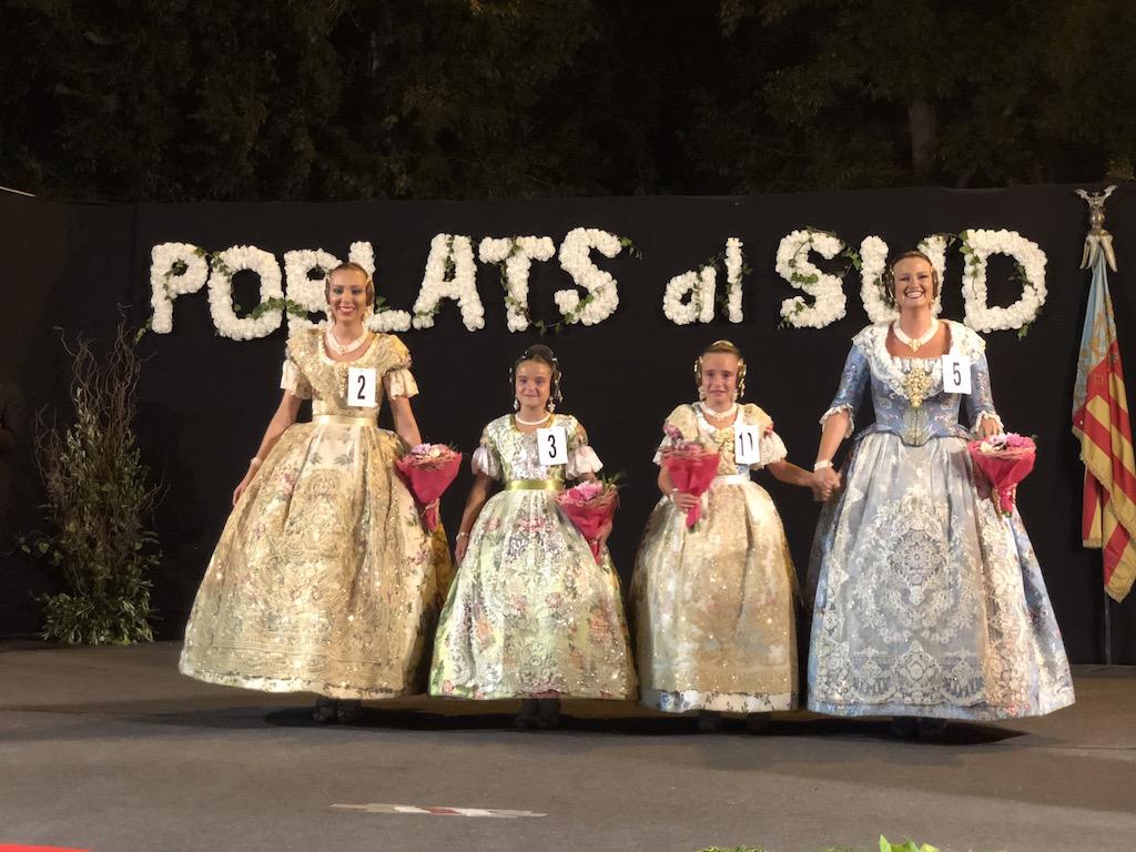 #Preseleccions19| Poblats al Sud ya tiene a sus candidatas a Falleras Mayores de València