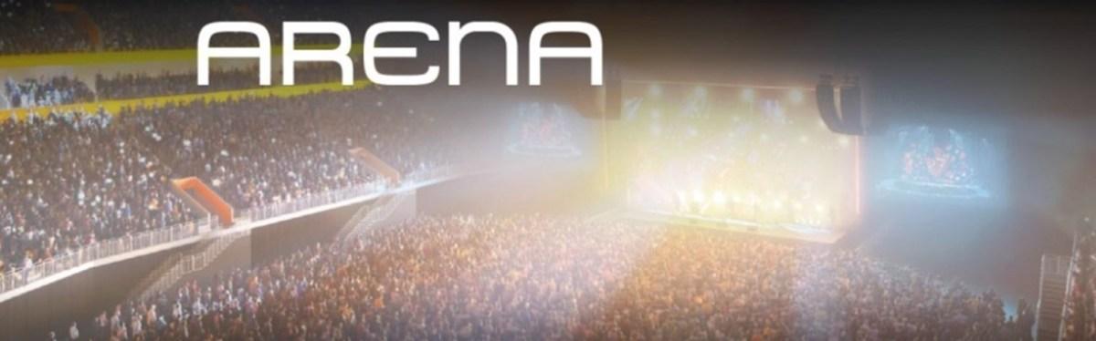 Así será el Valencia Basket Arena, con capacidad para 15.000 espectadores