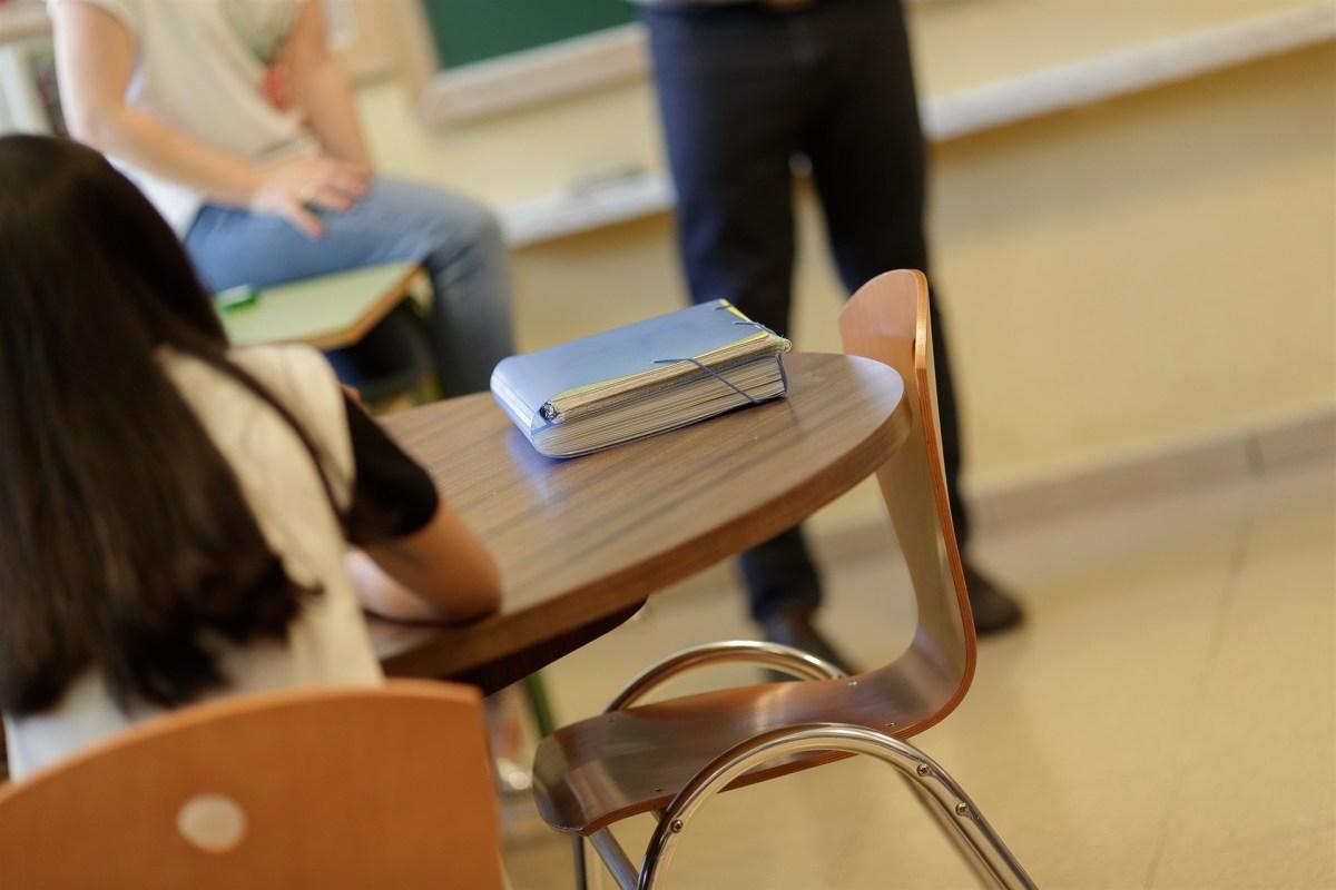 La ciudad de València suspende las clases en todos los colegios hasta el lunes