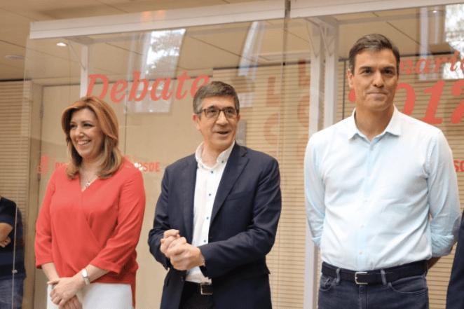 'Los Tres Mosqueteros del PSOE', por José Antonio Sorzano