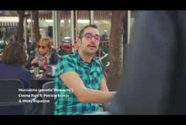 VÍDEO| 'Murcianico', la versión de 'Despacito' que triunfa en las redes