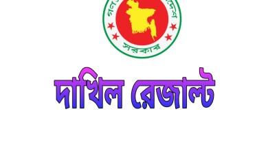 SSC Dakhil Result 2020 Marksheet & Number of Madrasah Education Board