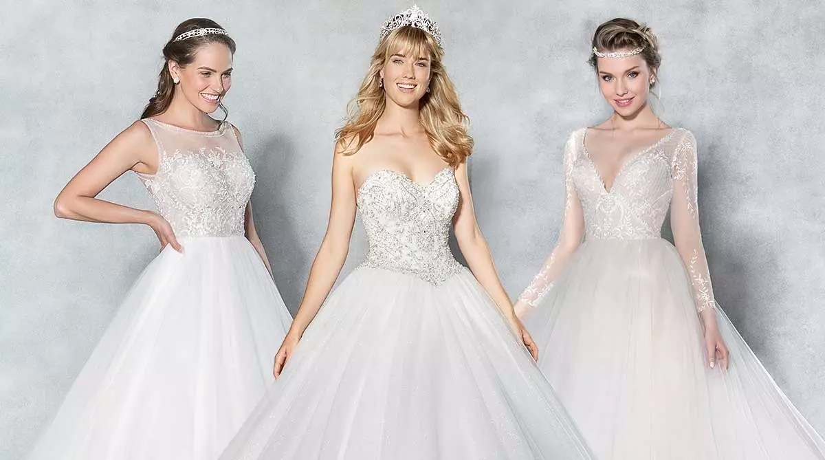 21 Best Ball Gown Wedding Dresses In 2019