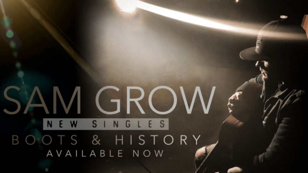 Sam Grow Two Pack Single Release Banner