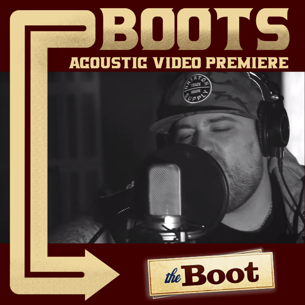 The Boot Acoustic Video Image