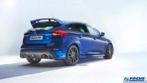 2016 Focus RS 3