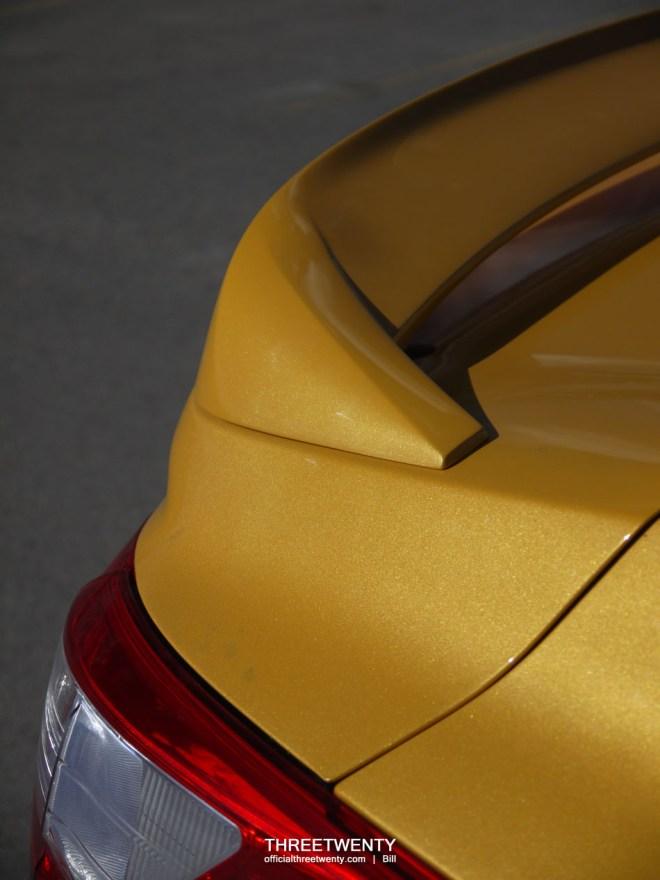 3D Carbon wing 4