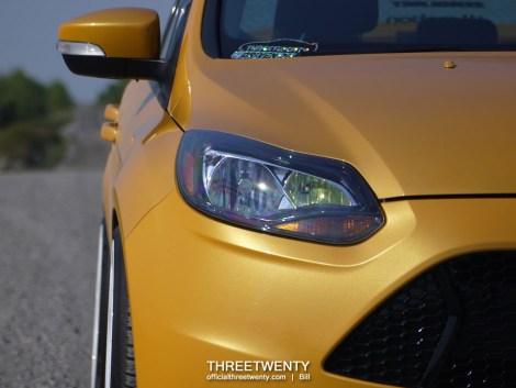 Bill MacKenzie Ford Focus sedan 16R