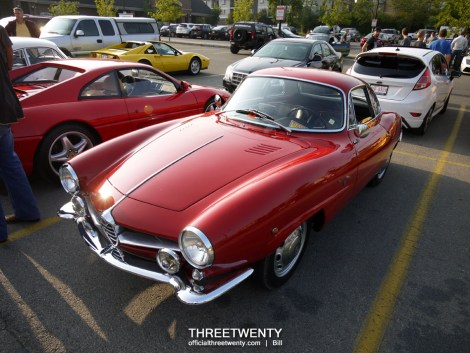 Cars and Coffee July 7 1