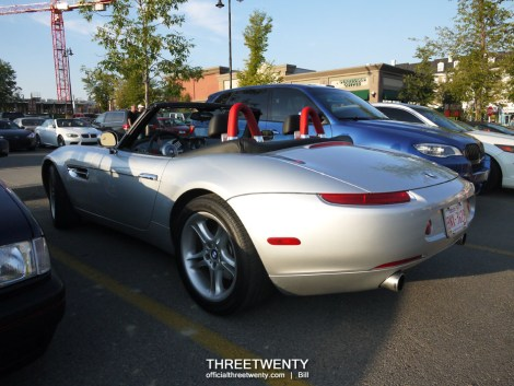 Cars and Coffee August 11 6