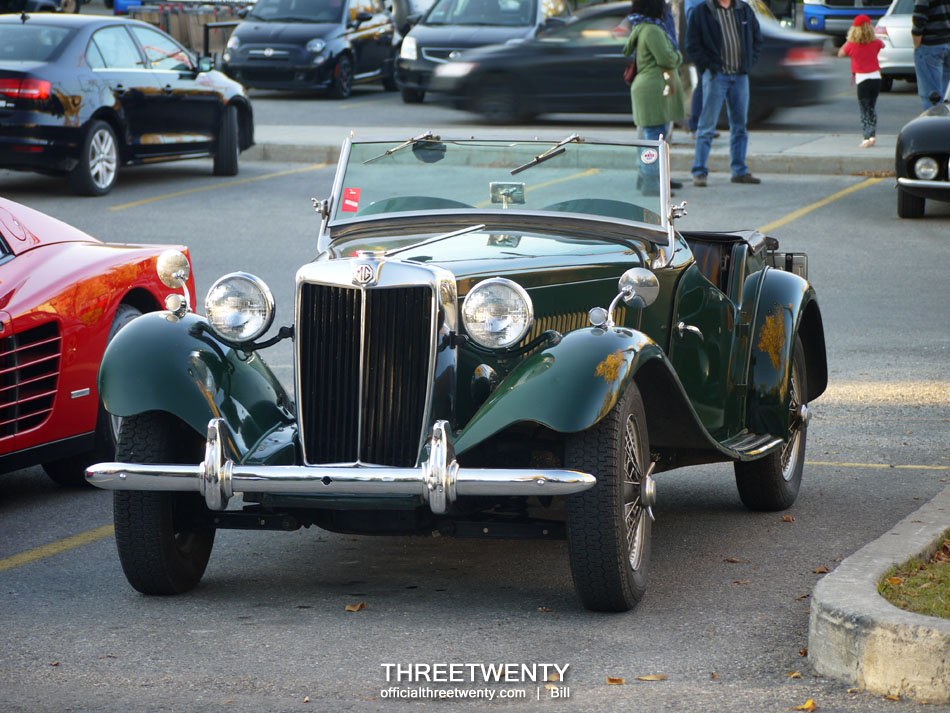 Cars and Coffee September 22 2015 1