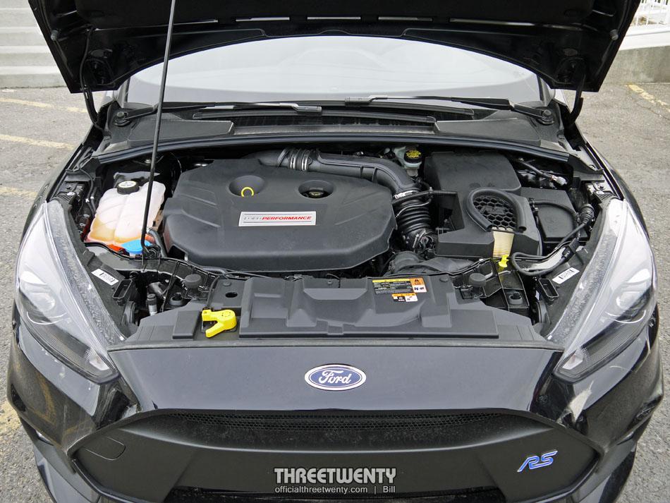 Focus RS 17