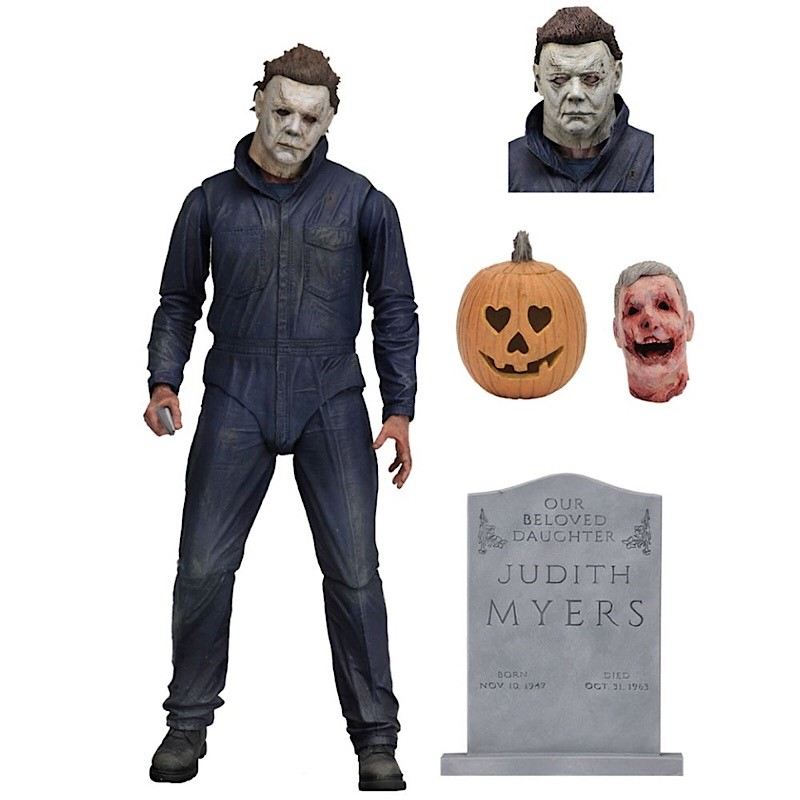 Halloween (2018) 7″ Scale Action Figure